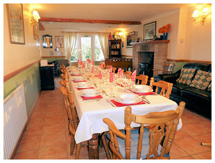 Self Catering  Derbyshire